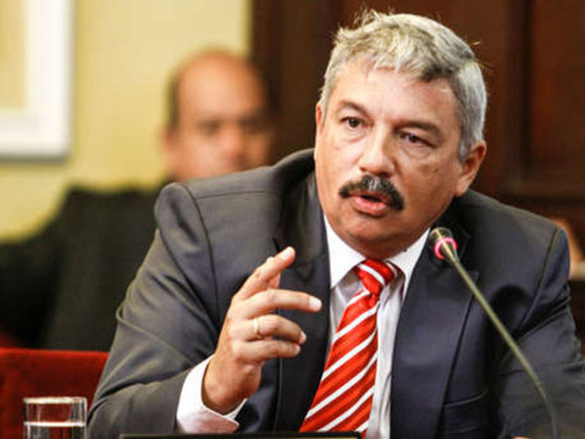 Elecciones 2021: Alberto Beingolea se postula como precandidato presidencial del PPC