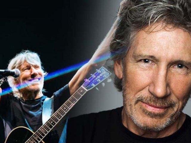 Roger Waters anuncia nueva gira por EEUU y México para julio