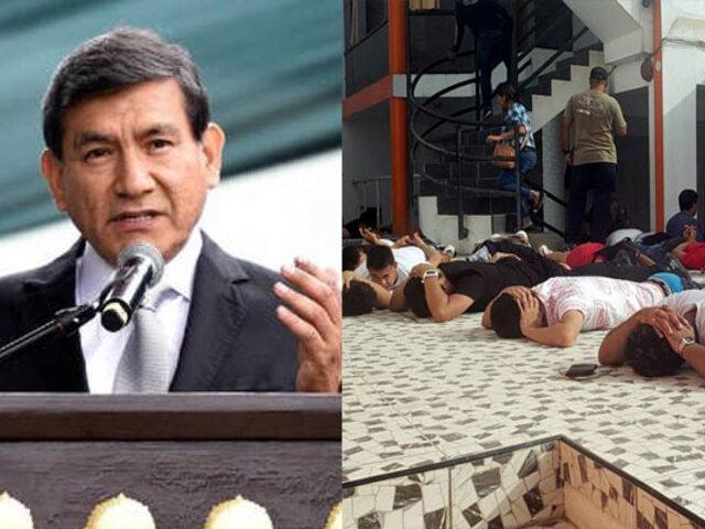 Brigada especial: gobierno venezolano denunciará a Perú por xenofobia