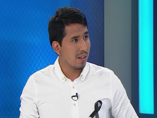 Alcalde de Villa El Salvador, Kevin Iñigo, se pronuncia sobre tragedia