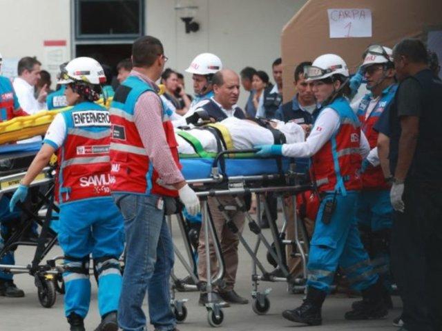 Tragedia en Villa El Salvador: a 14 se eleva la cifra de fallecidos