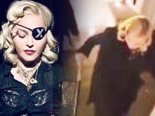 Madonna cancela su concierto en Londres por recomendación médica