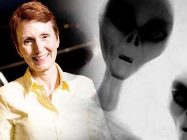 La primera astronauta británica afirma que los extraterrestres sí existen