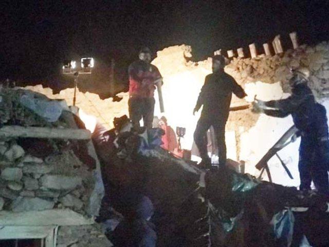 Terremoto de Turquía deja al menos 22 muertos y más de 1.200 heridos