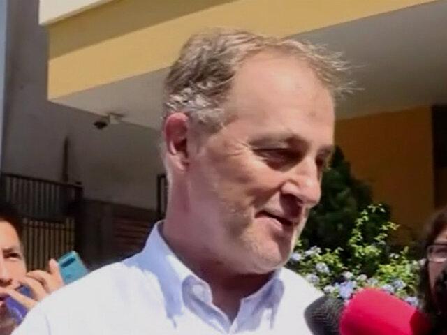 Jorge Muñoz: en unos días se dará a conocer albergue para afectados por deflagración en VES