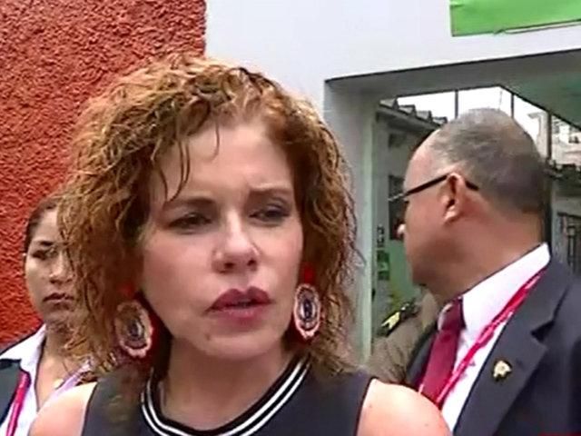"""Mercedes Aráoz: """"Espero que haya diálogo y se llegue a un equilibrio de poderes"""""""