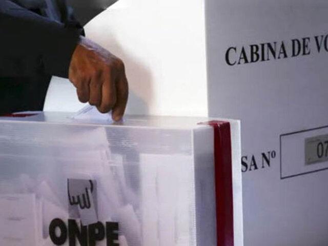 Elecciones 2021: Martín Vizcarra convoca a votación para el 11 de abril