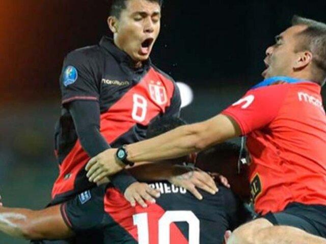 Preolímpico Colombia 2020: Perú remontó y venció 3-2 a Paraguay