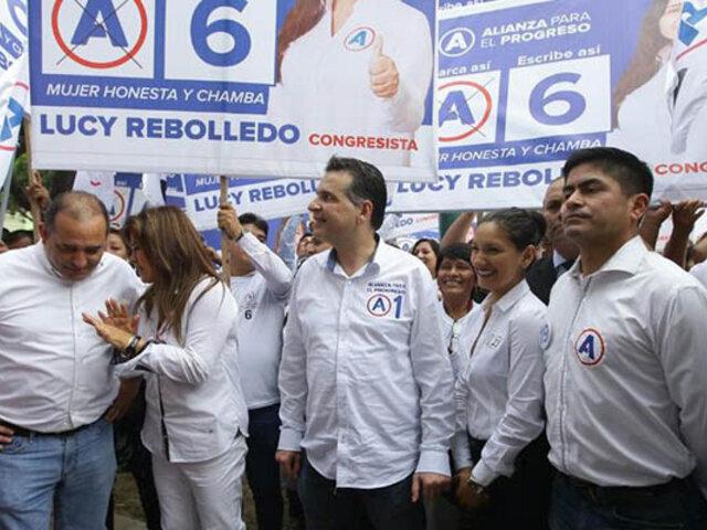 Elecciones 2020: Chehade  de APP se pronuncia tras resultados a boca de urna