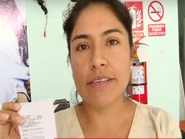 Carmen de la Legua: diez médicos denuncian haber sido estafados con 100 mil dólares
