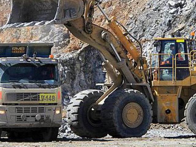 Canon minero: MEF dará hasta S/500 millones a gobiernos regionales y municipalidades