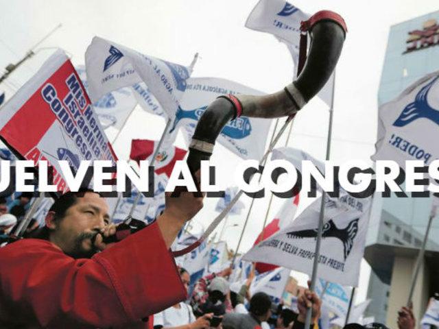Frepap: ¿qué propuestas llevará el 'partido del pescadito' al Congreso en este 2020?