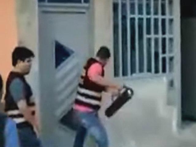 Chiclayo: así intervino la policía a clan familiar dedicado a la venta de droga