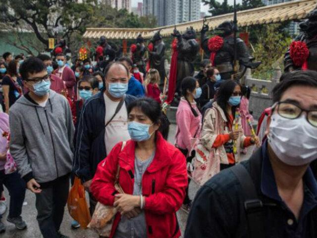 Coronavirus: ya son 132 fallecidos y casi 6 mil casos confirmados en China