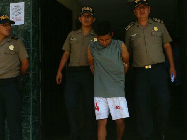 Santa Anita: sujeto que arrancó parte de nariz a su pareja la controlaba