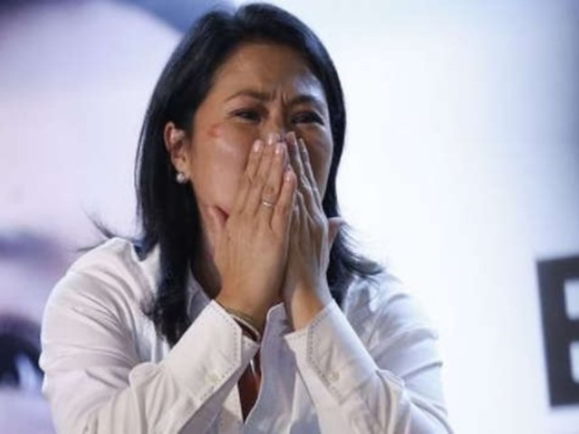 Aseguran que situación legal de Keiko Fujimori influyó en derrota de Fuerza Popular