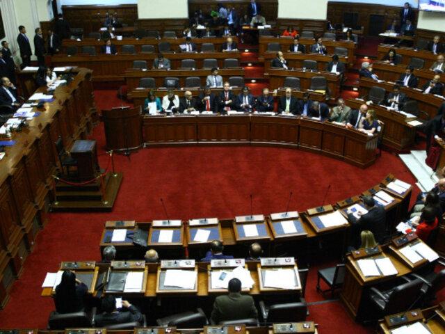 Reforma política: 18% cree que nuevo Congreso debe culminar propuesta, según Ipsos
