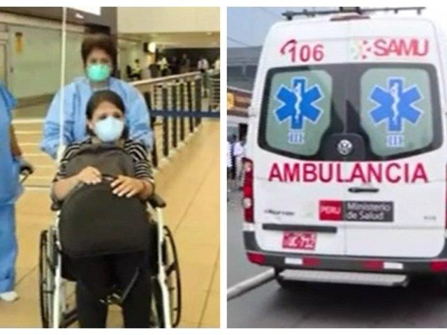 Coronavirus: medidas preventivas en aeropuerto Jorge Chávez ante probables casos
