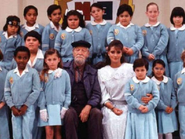 Carrusel: Maestra Jimena y sus alumnos se reunieron por 30 aniversario de la telenovela
