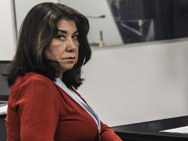 """Chávez sobre prisión de Keiko: """"Se cumplieron los peores vaticinios de persecución política"""""""