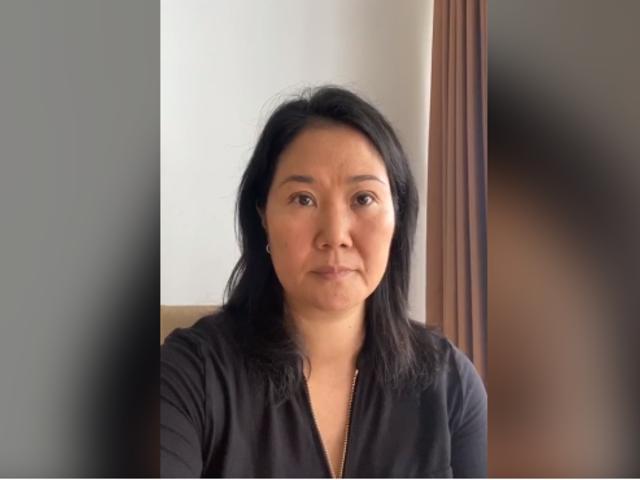 Keiko Fujimori sobre prisión preventiva: Esto es ajusticiamiento y venganza política