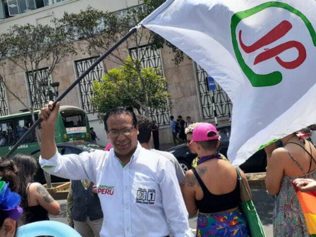 Juntos por el Perú solicita copias de actas observadas a la ONPE