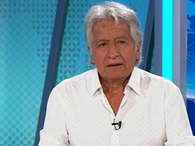 Virgilio Acuña: No vamos a apoyar las reformas, queremos el cambio de la Constitución