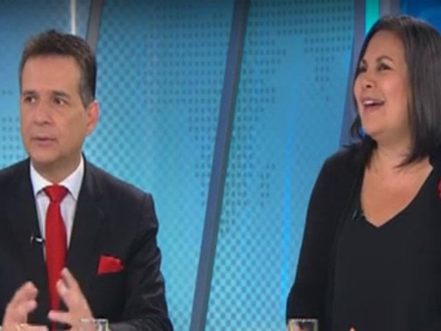 """Silva Santisteban: """"lo que le falta a Frente Amplio es un trabajo más evangélico"""""""