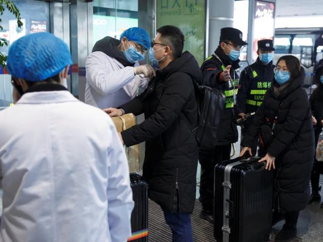Más de 600 europeos pidieron ser evacuados de China por el coronavirus