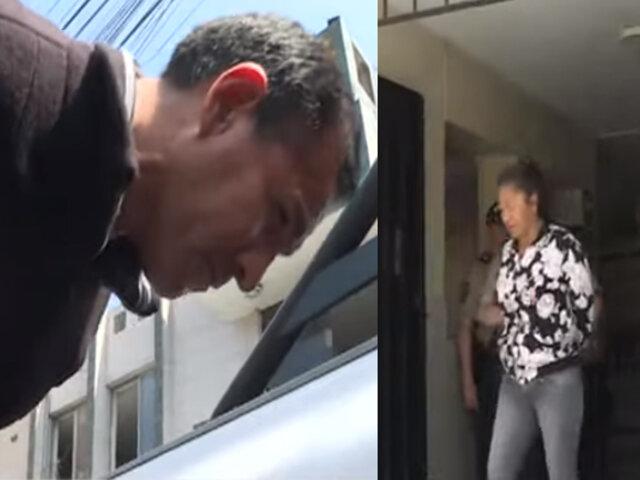Santa Anita: dejan en libertad a pareja que estafaba con boleto de lotería premiado