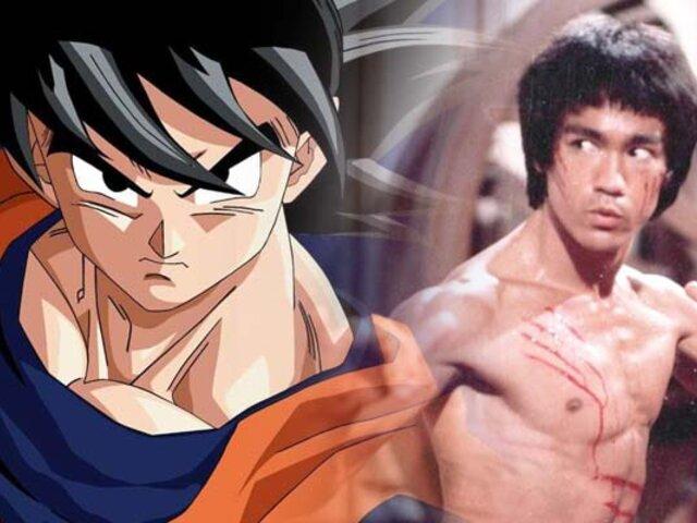 """Creador de la serie reveló que Bruce Lee fue inspiración para """"Dragon Ball"""""""
