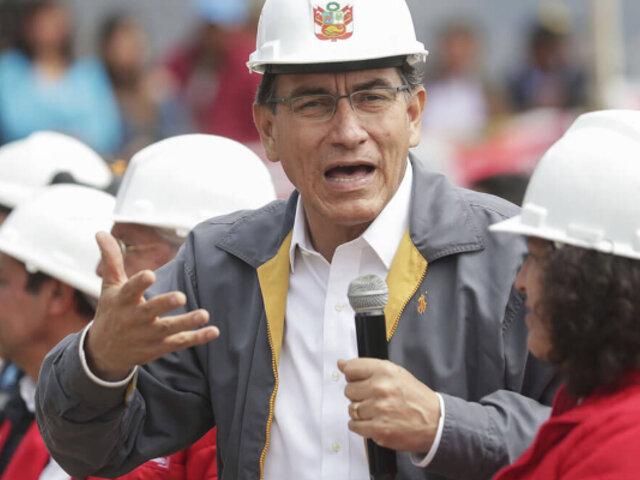 Martín Vizcarra descarta ejecutar proyecto minero Tía María en su Gobierno