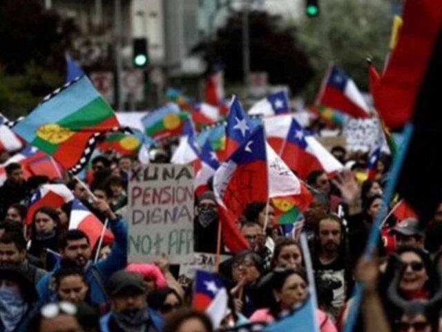 Chile: ley aumentará impuestos a los ricos y poderosos y se los reducirá a los ancianos