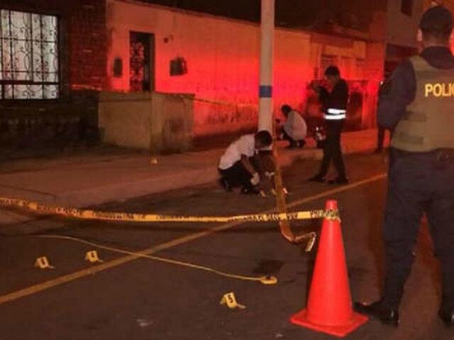 Callao: sicarios matan a exintegrante de 'Barrio King'