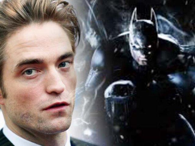 Robert Pattinson pide perdón por decir que Batman no es un superhéroe