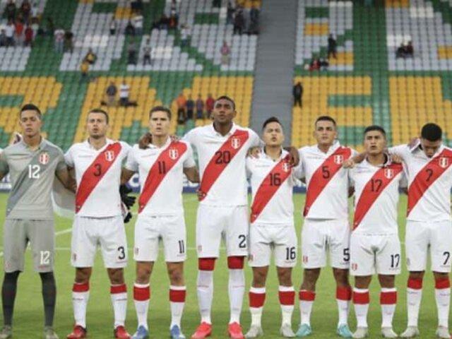Perú Sub 23 cayó 2-1 ante Bolivia en el Preolímpico