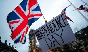 Brexit: el Reino Unido abandonó la Unión Europea
