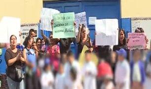 Miraflores: Ugel retira convenio a colegio y más de 150 estudiantes se quedarían sin estudiar