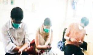 Coronavirus: dan de alta a los cuatro pacientes aislados tras descarte de contagio del virus