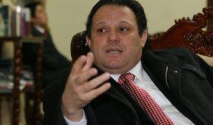 Carlos Mesía señaló que Fuerza Popular no fue derrotado en las urnas
