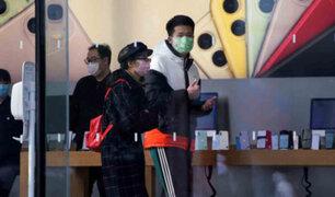 Apple anuncia el cierre de todos sus locales en China por coronavirus