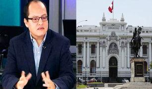 Víctor Quijada: UPP y FREPAP representan la moralización de la política