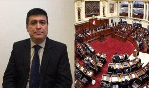 Ibo Urbiola: Partidos del nuevo congreso deben buscar  acuerdos y consensos