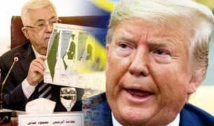 """La Liga Árabe rechaza el """"acuerdo del siglo"""" de Donald Trump"""