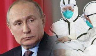 Putin ordena usar aviones de Fuerzas Aeroespaciales para evacuar ciudadanos rusos de China
