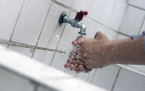 Sedapal no cobrará recibo de agua en marzo por cuarentena para detener al covid-19