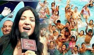 La movida de la Wawita: piscinas, toboganes y diversión garantizada en Independencia