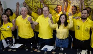 Solidaridad Nacional pasaría a llamarse Solidaridad Popular en busca de su reestructuración