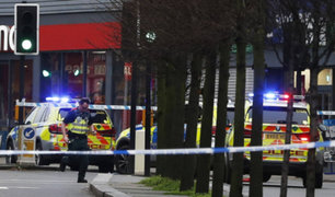 Ataque en Londres: sujeto es abatido tras apuñalar a varias personas