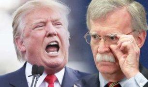 Donald Trump prohíbe la publicación de un libro sobre su gobierno